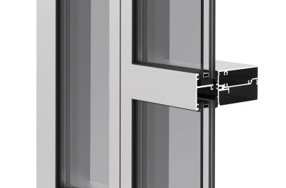 YHW 60 TU Window Wall
