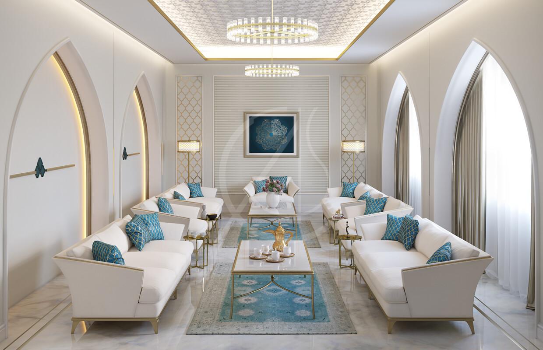 Modern Islamic Home Interior Design