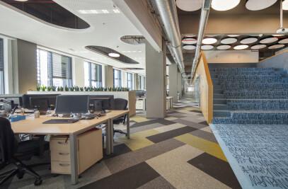Iquest Office Interior Design