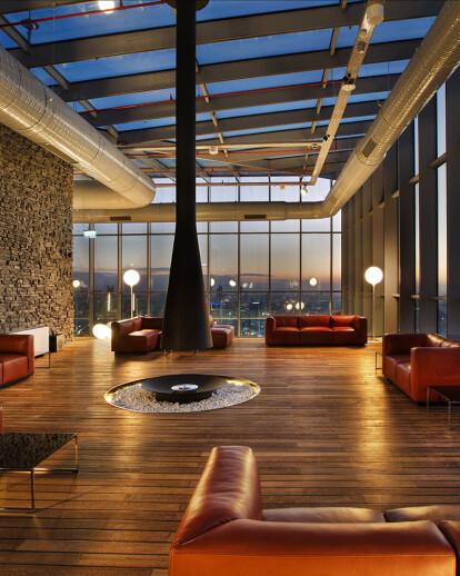 TFKB Headquarters -  Interior Design Project