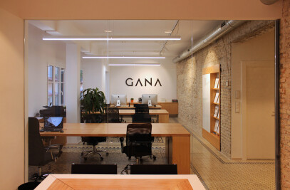 REHABILITATION FOR THE NEW HEADQUARTERS OF GANA