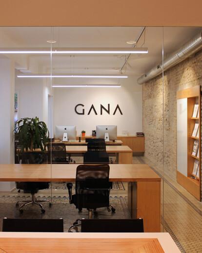 REHABILITATION FOR THE NEW HEADQUARTERS OF GANA