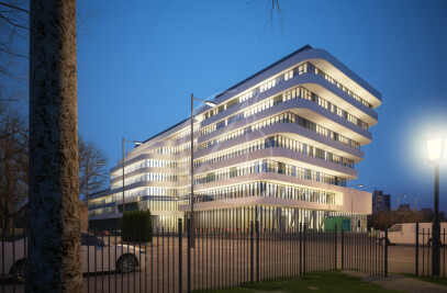 GBC Office Building Design