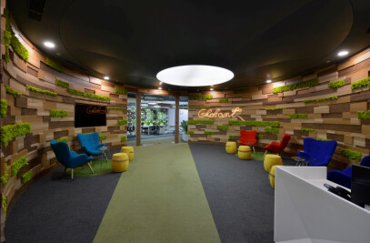 Globant Workplace Design