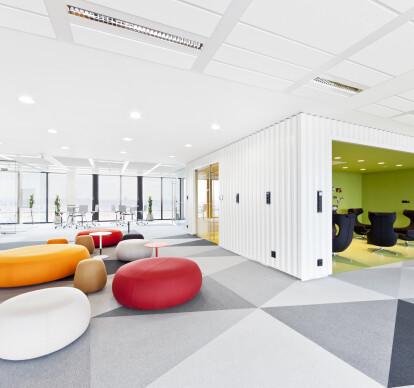AVAST HQ OFFICE