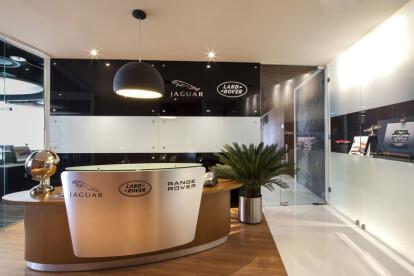 Corporativo Land Rover  Jaguar - Work+