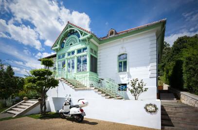 Pistruiatu House
