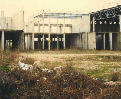 Previous entrance