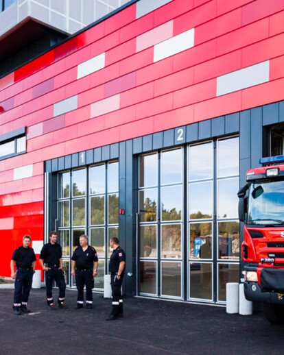 Arendal Fire Station
