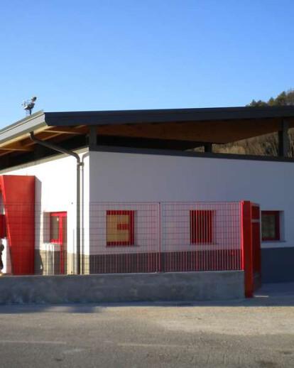 Football center renovation