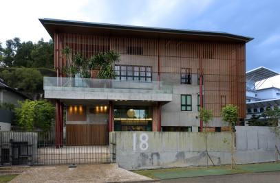 No. 18 House