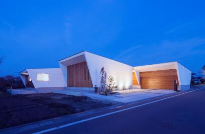 G2-house [ Facing house ]