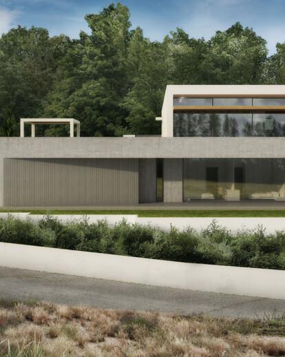 House in Lykostomo, Pella, Greece