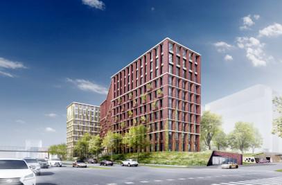 The Brick, Vienna's steadfast architecture