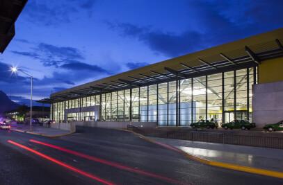 CAM | Monterrey Central Bus Station