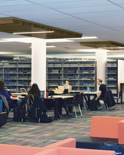 University of Guelph McLaughlin Library