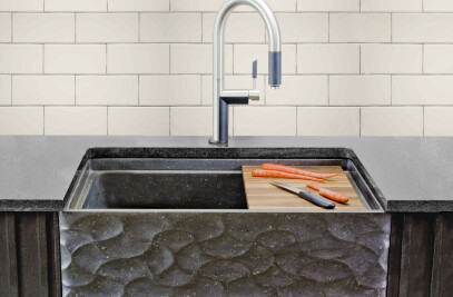 Workstation Farmhouse Sinks