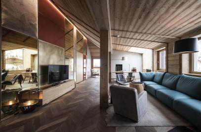 Rosa Alpina Penthouse