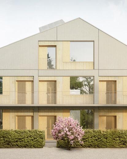 Aspudden - housing for Nordskate