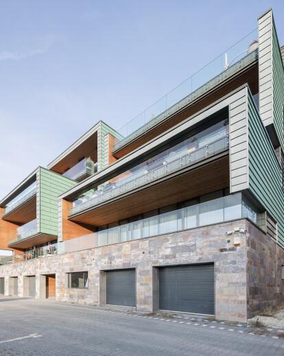 Emil Garleanu Apartments