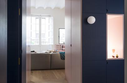 Apartment in Born