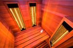 1-person indoor infrared sauna