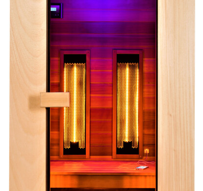 Indoor Full-Spectrum Infrared Sauna