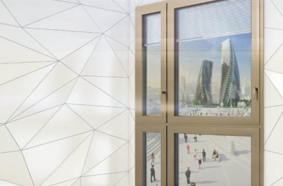 Aluminium windows | Window profiles | Archello