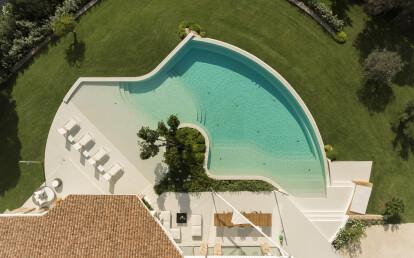 Villa Manta, Sardinia, Italy