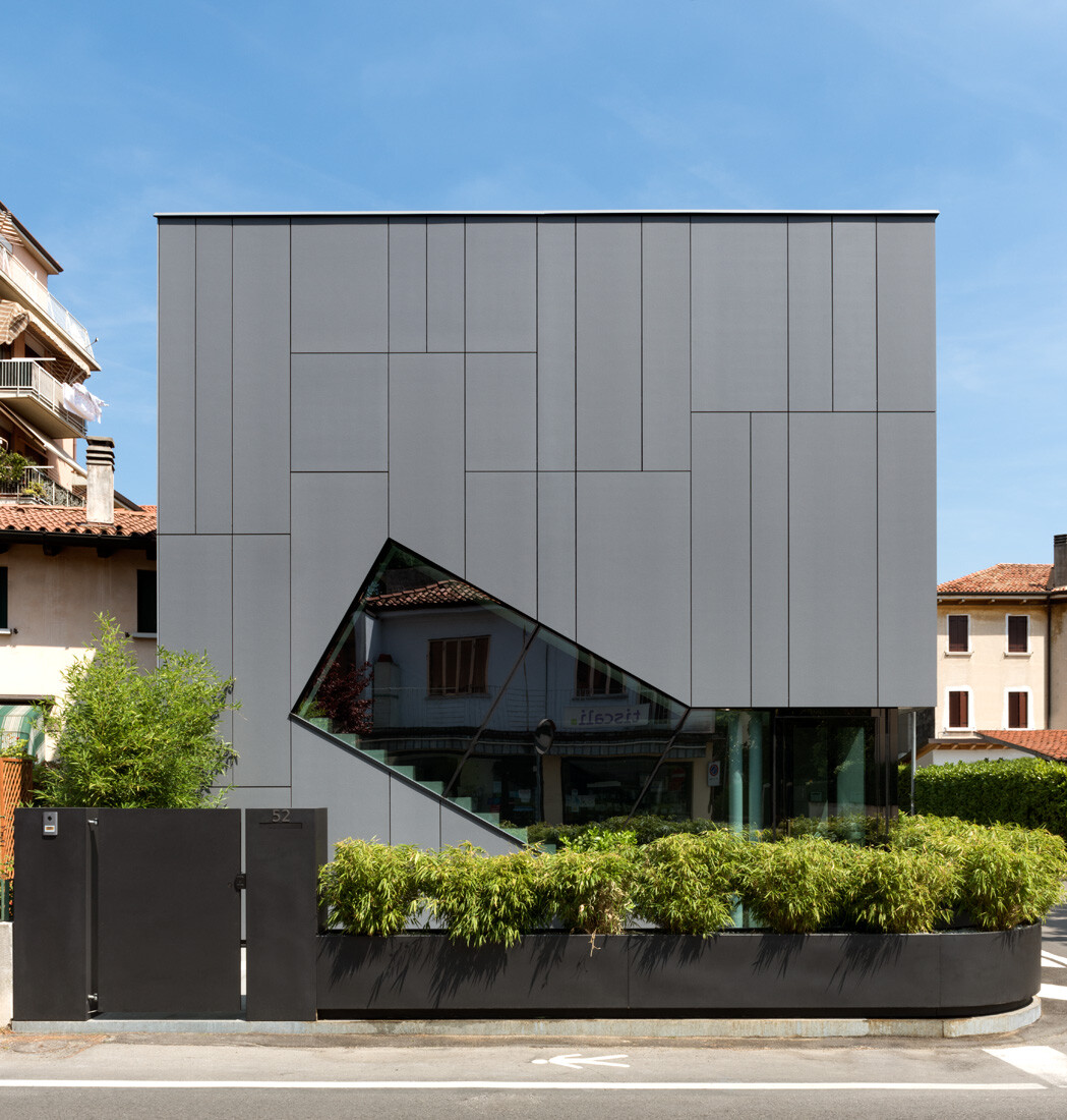 Private house, Treviso, Italy