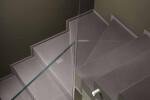 SPA indoor stairway