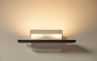 S.O.L.® – Sea Of Light – wall mounted light by FERROLIGHT Design