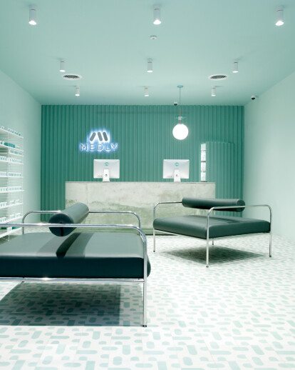 Medly Pharmacy | Sergio Mannino Studio | Archello