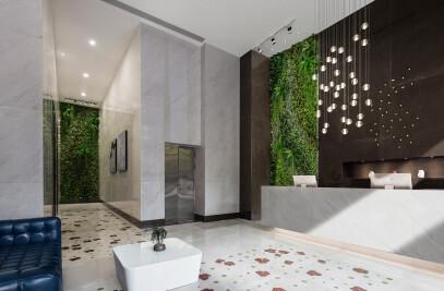 Lobby in Shenzhen
