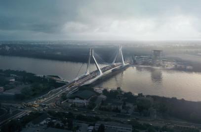 Galvani Bridge Budapest