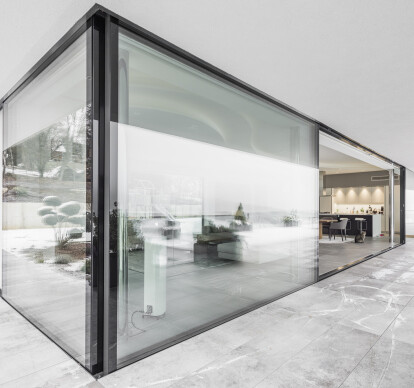 All Glass Design
