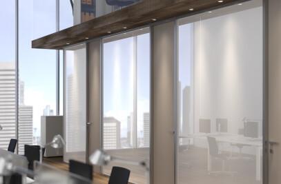 Interiors - dividing walls