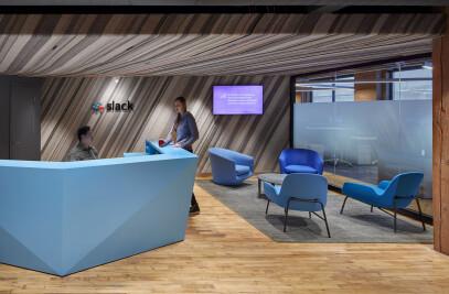 Slack Toronto Office