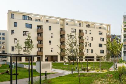 Residantial Housing Vitalygasse