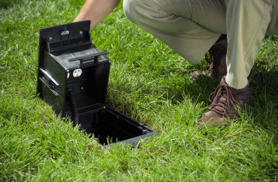 OUTDOOR GROUND BOX