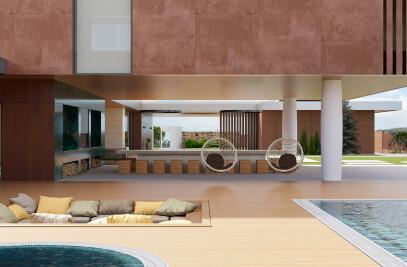 Villa in Dzoraghbyur