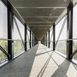 PEDESTRIAN BRIDGE PFAFFENTHAL