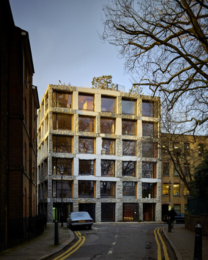 15 Clerkenwell Close