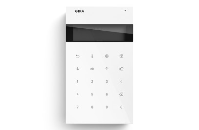 Gira security system Alarm Connect