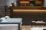 Classic Mirage-Taupe wallcovering
