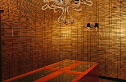 7 Star panels - bamboo