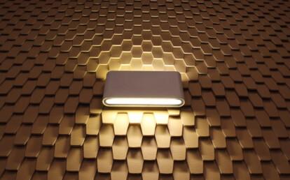 Essence Caramel wallcovering panel
