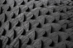 Essence Mirage-Black wallcovering detail