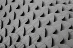 Classic Mirage-Taupe wallcovering detail