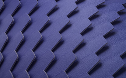 Essence Wisteria wallcovering detail